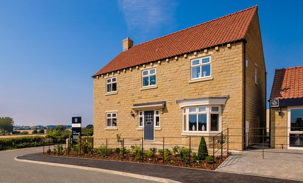 Duchy Homes - Lime Grove, North Anston - The Hampton Show Home