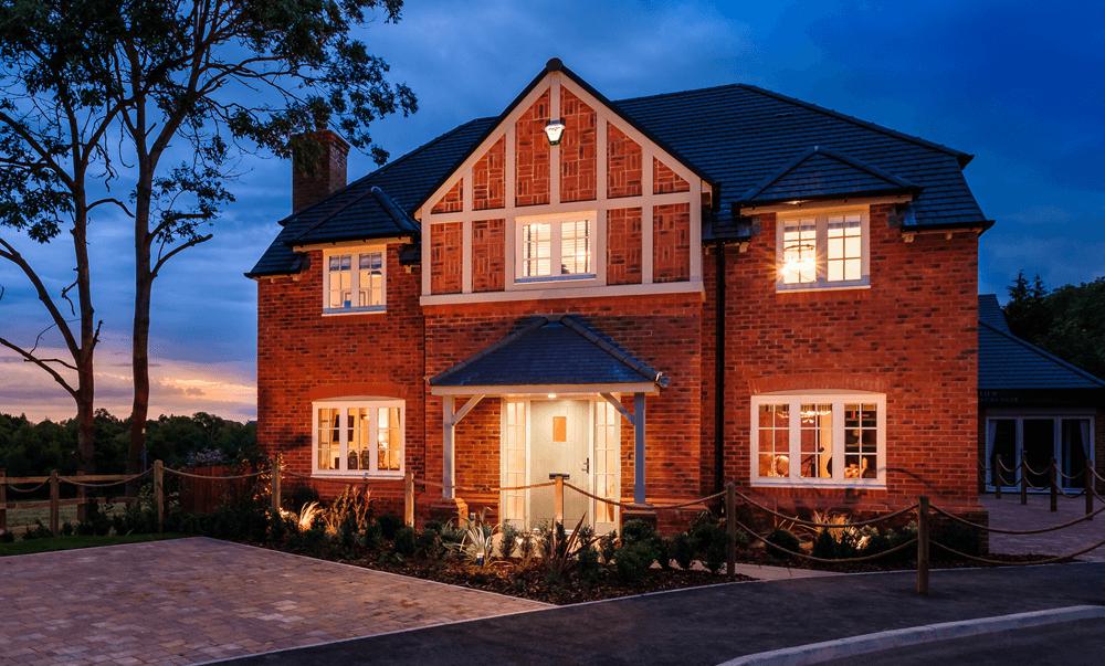 Duchy Homes - Avon View, Welford-on-Avon - The Roeburn Show Home