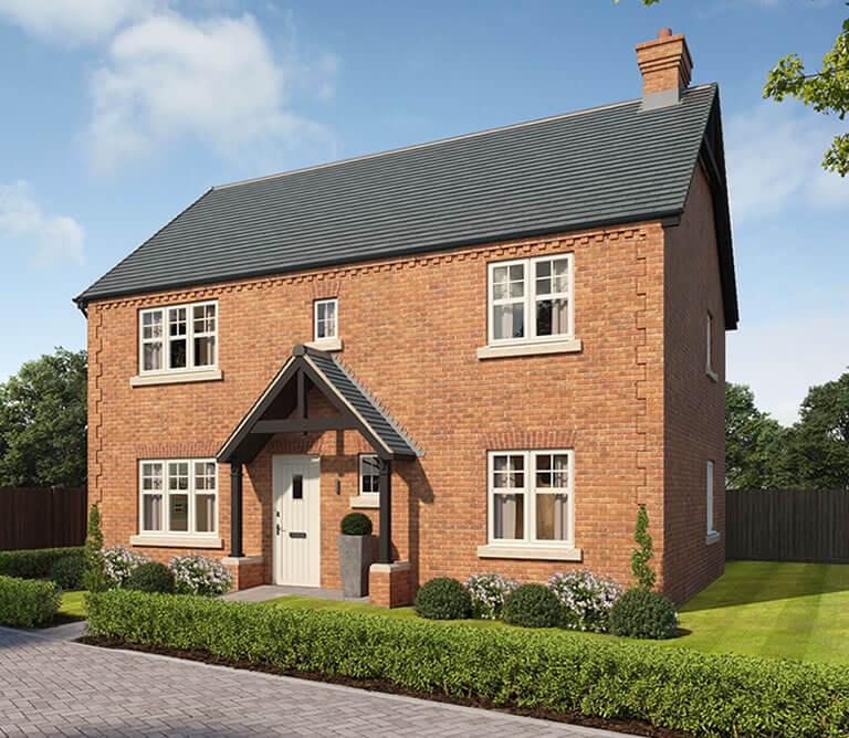 The Buckingham - Willbrook - Duchy Homes
