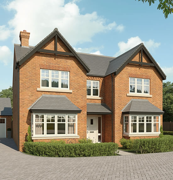 The Oakmere - Willbrook - Duchy Homes
