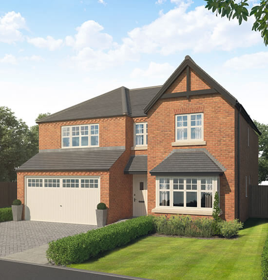 The Wavendon - Willbrook - Duchy Homes