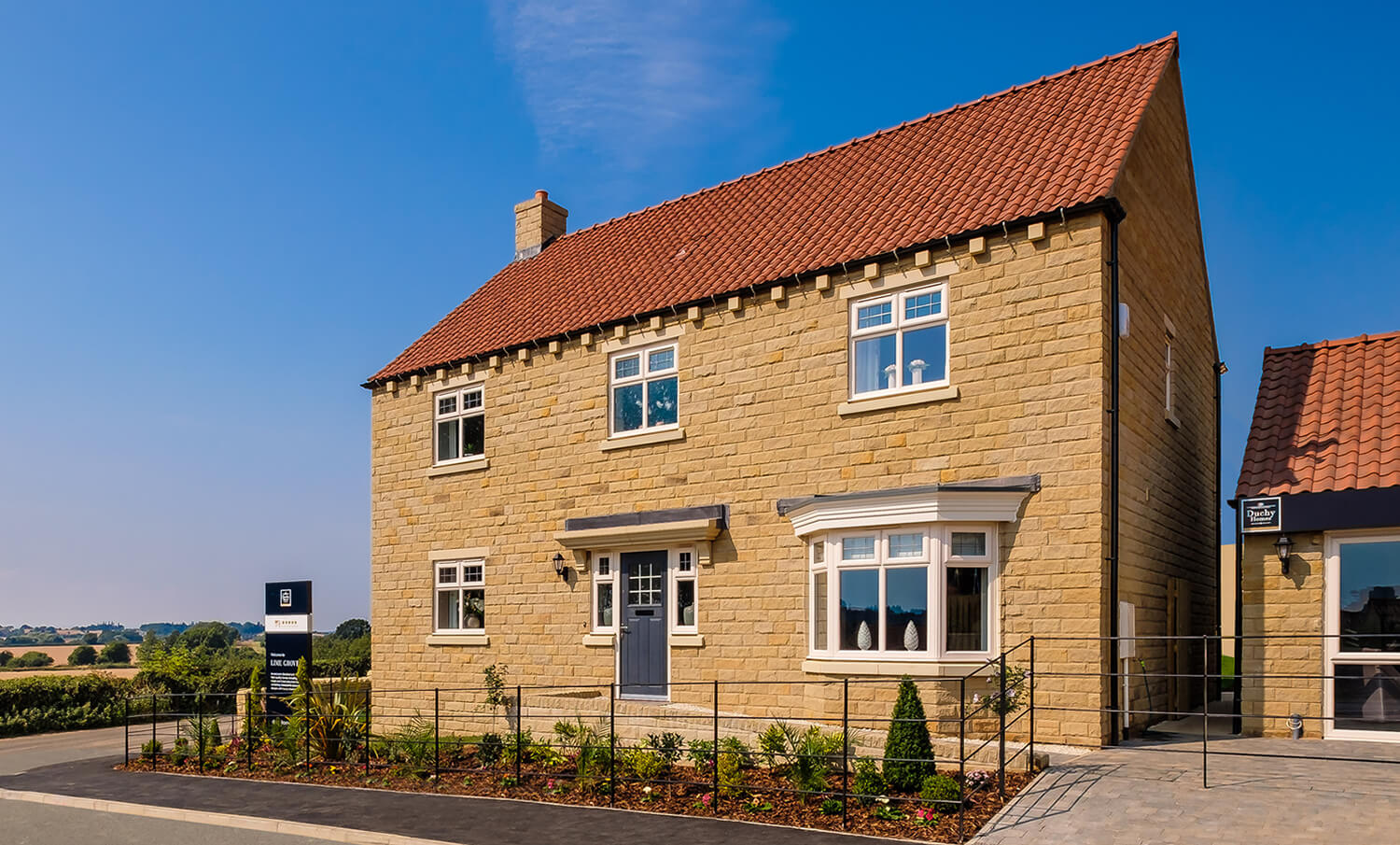 Lime Grove Show Home