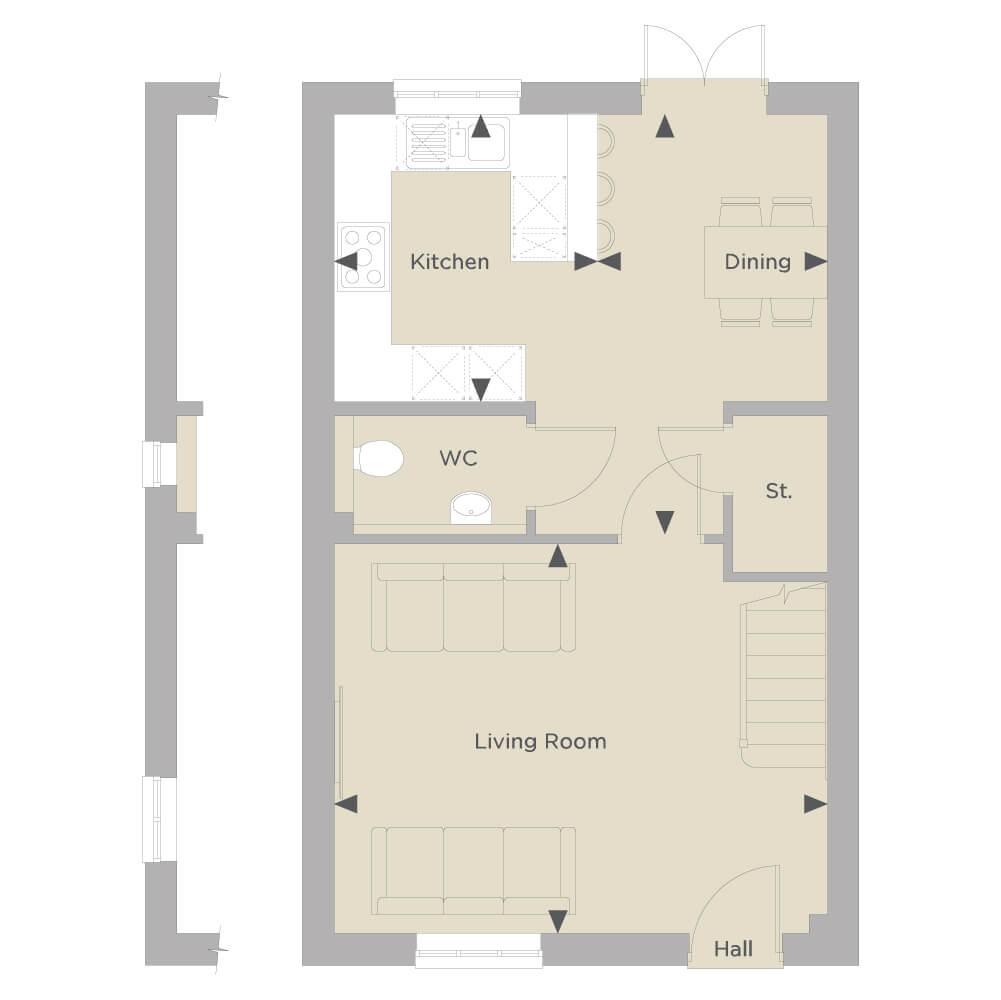 The Wychwood Ground Floor