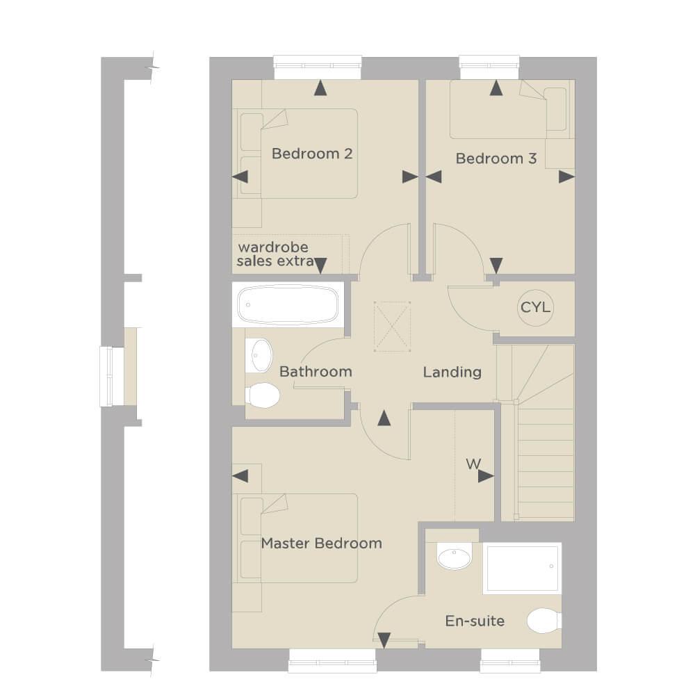 The Wychwood First Floor