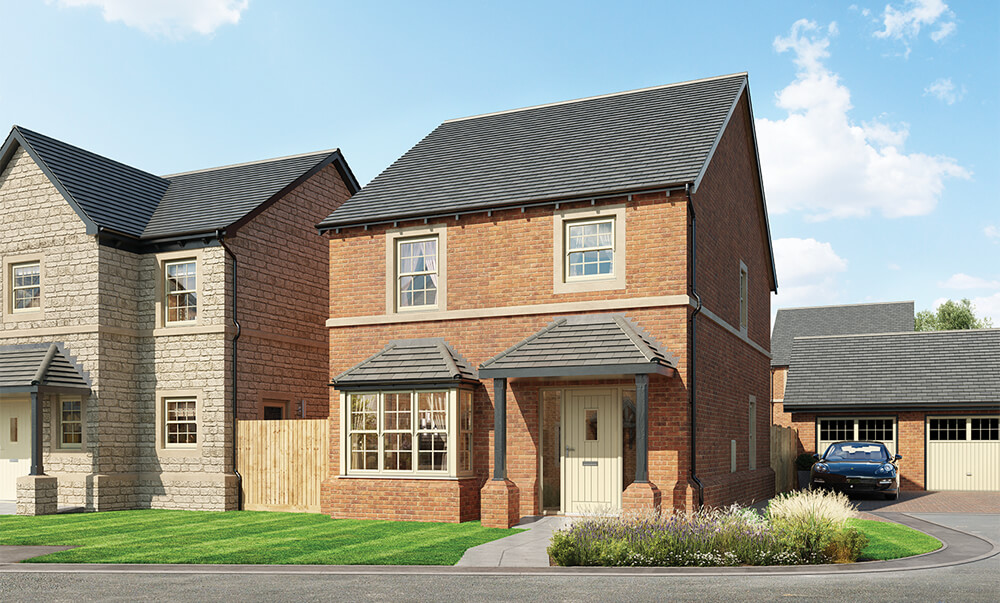 The Pendle - 3 Bedroom {id=1, name='Detached House', order=0}