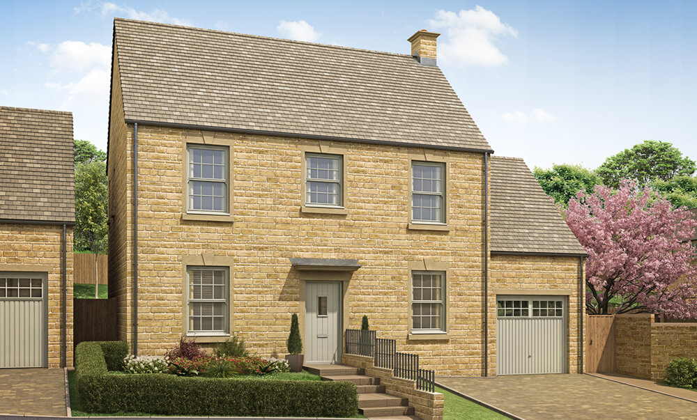 The Campden - 4 Bedroom {id=1, name='Detached House', order=0}