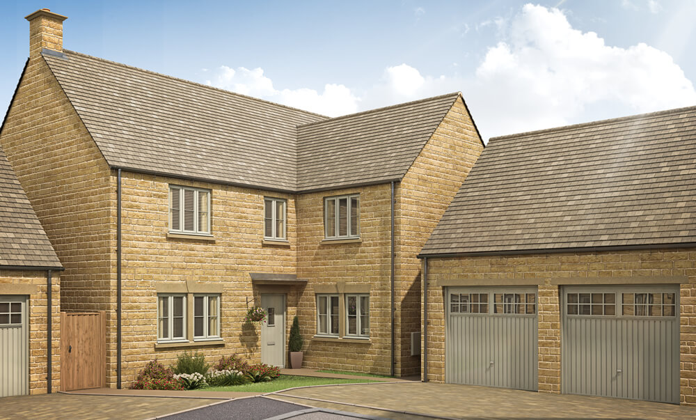 The Charlbury - 4 Bedroom {id=1, name='Detached House', order=0}
