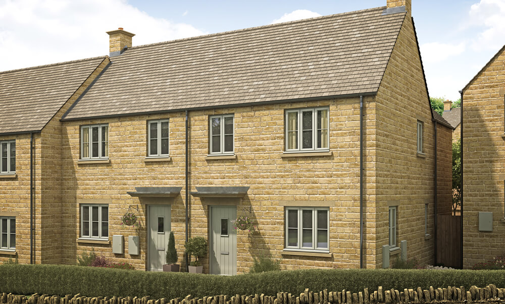 The Wychwood - 3 Bedroom {id=2, name='Terraced', order=1}