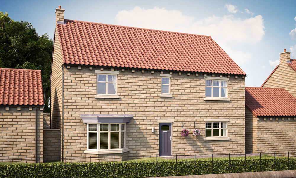 The Harewood - 4 Bedroom {id=1, name='Detached House', order=0}