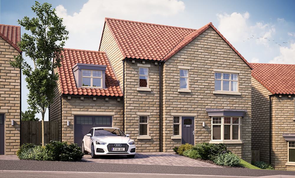 The Hawthorn - 4 Bedroom {id=1, name='Detached House', order=0}