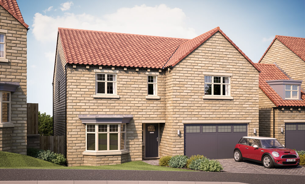 The Somerford - 5 Bedroom {id=1, name='Detached House', order=0}