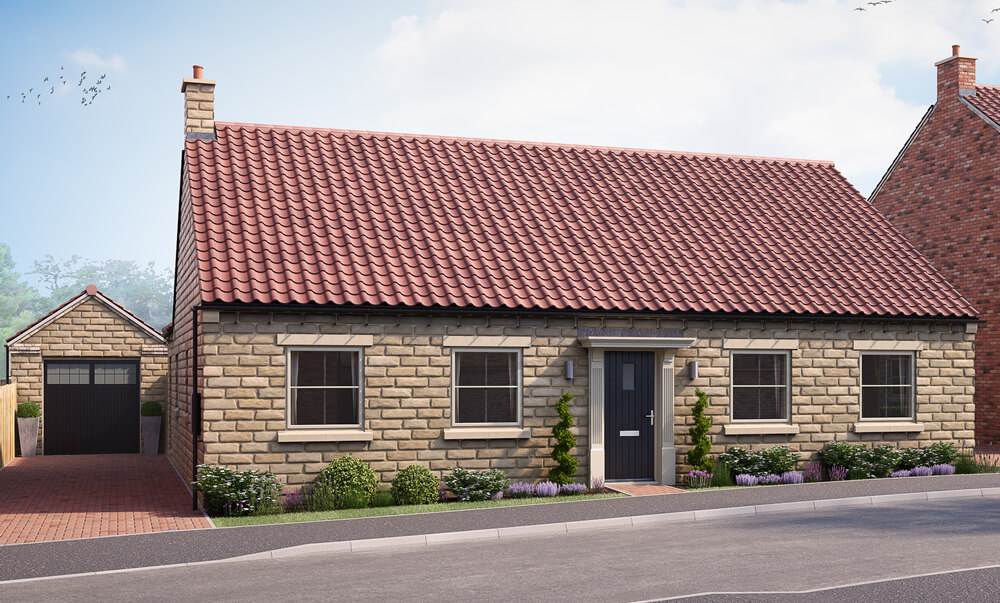 The Belfield - 2 Bedroom {id=4, name='Detached Bungalow', order=4}