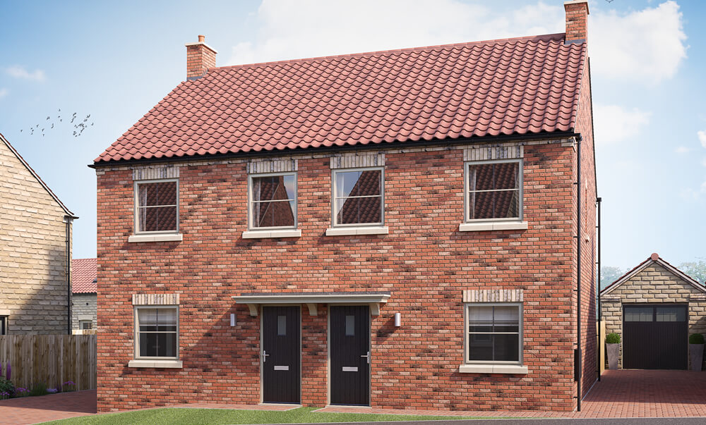 The Collingwood - 3 Bedroom {id=2, name='Semi-Detached House', order=2}