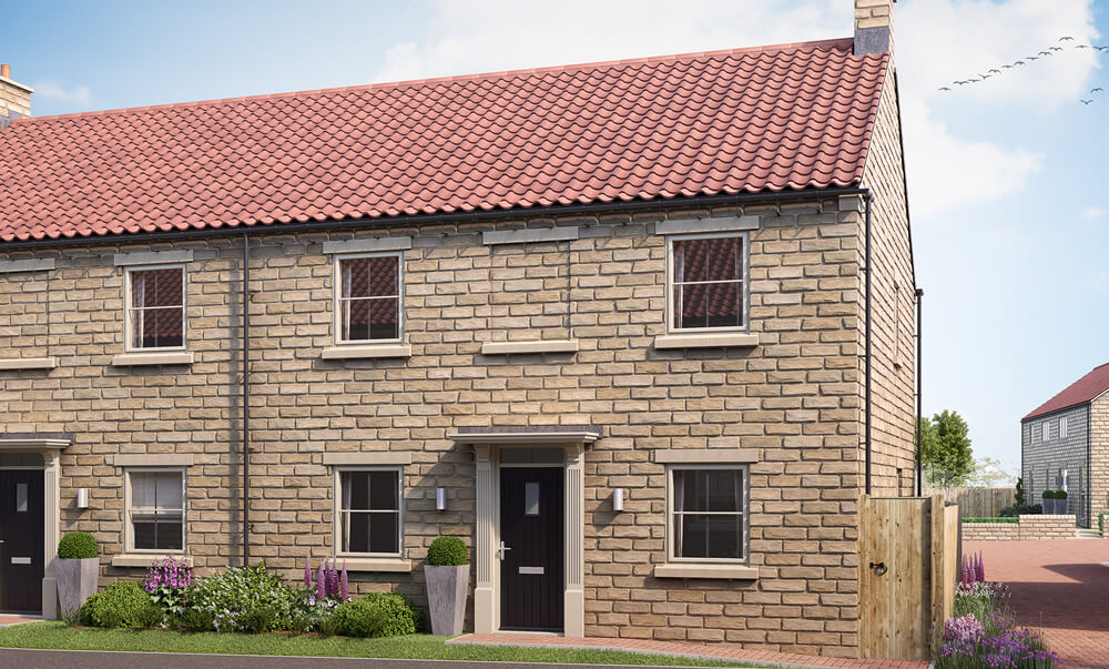 The Embleton - 3 Bedroom {id=3, name='Terraced House', order=3}