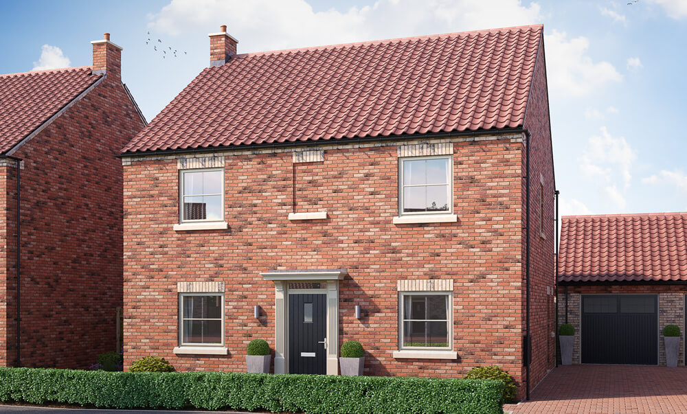The Hazlewood - 4 Bedroom {id=1, name='Detached House', order=1}