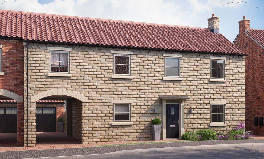 The Ludlow - 4 Bedroom {id=3, name='Terraced House', order=3}