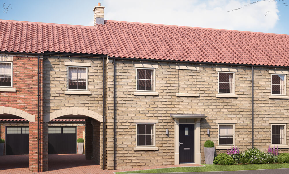 The Lincoln - 4 Bedroom {id=3, name='Terraced House', order=3}
