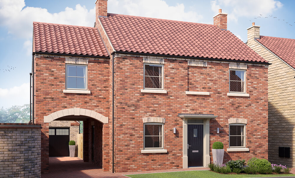 The Lincoln - 4 Bedroom {id=1, name='Detached House', order=1}