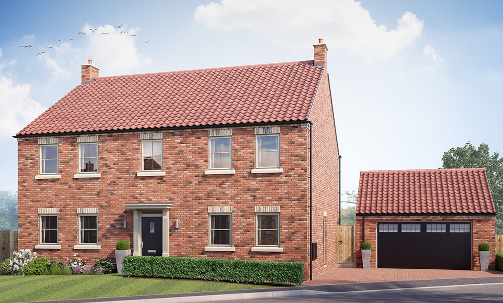 The Whittington - 5 Bedroom {id=1, name='Detached House', order=1}