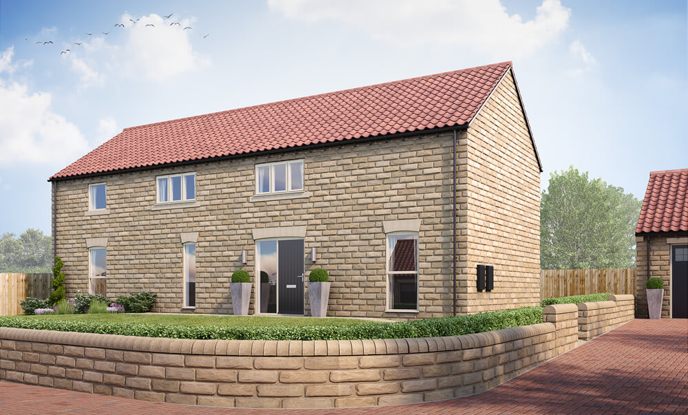 The Wykeham - 4 Bedroom {id=8, name='Barn Style Design', order=0}