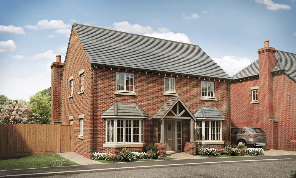 The Derwent - 4 Bedroom {id=1, name='Detached House', order=0}