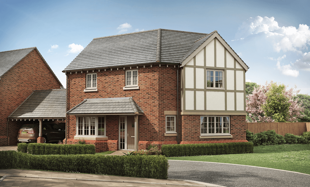The Wharfe - 3 Bedroom {id=1, name='Detached House', order=0}