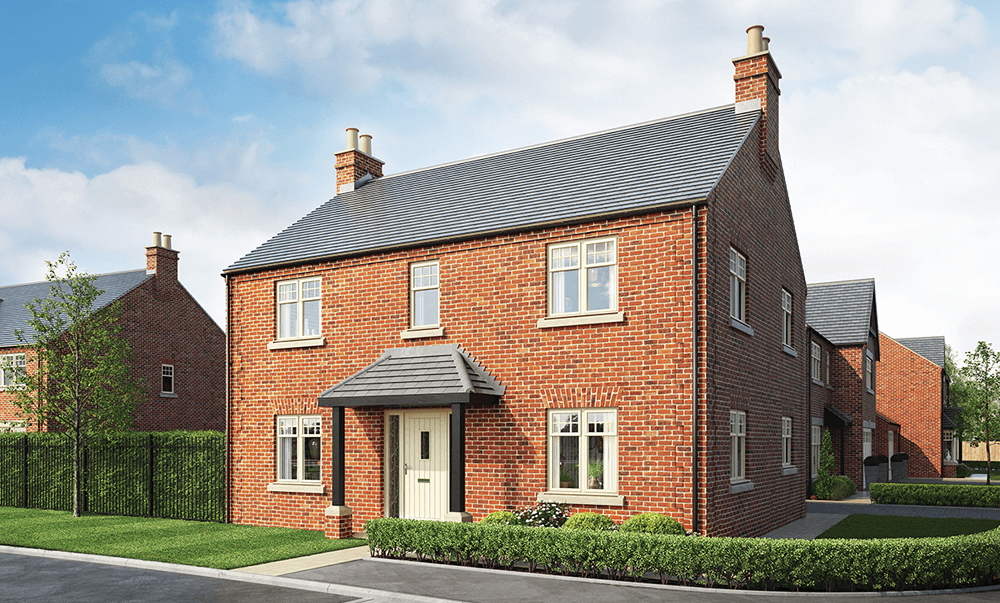 The Capesthorne - 4 Bedroom {id=1, name='Detached House', order=0}