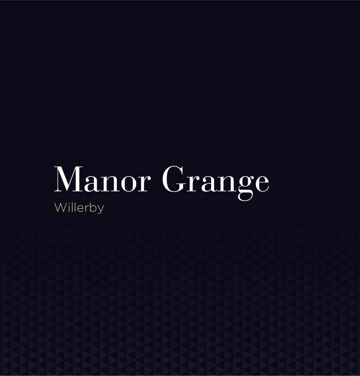 Manor Grange, Willerby